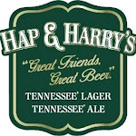 Hap And Harrys Tennessee Lager