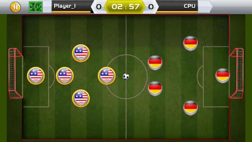 2 Player Finger Soccer 1.92 screenshots 3