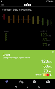 Braun Healthy Heart- screenshot thumbnail