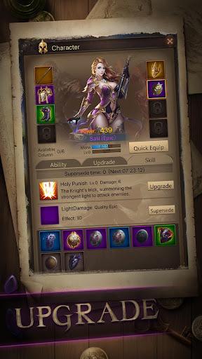Télécharger Adventurer Legends - Diablo II Heroes Offline RPG apk mod screenshots 4