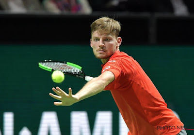 David Goffin verliest op Indian Wells van Filip Krajinovic