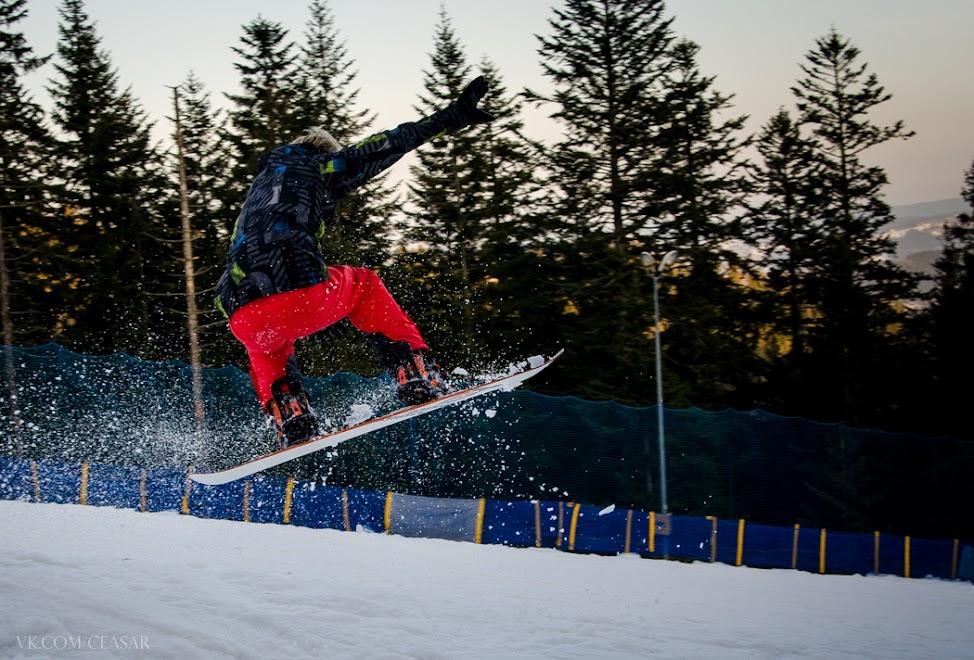 Сноубординг в Польше