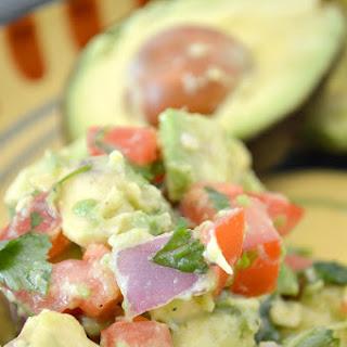 Fresh Avocado Salsa