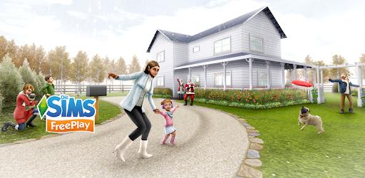 Die Sims Freeplay Apps Bei Google Play
