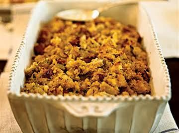 Cracker Barrel Corn Bread Dressing
