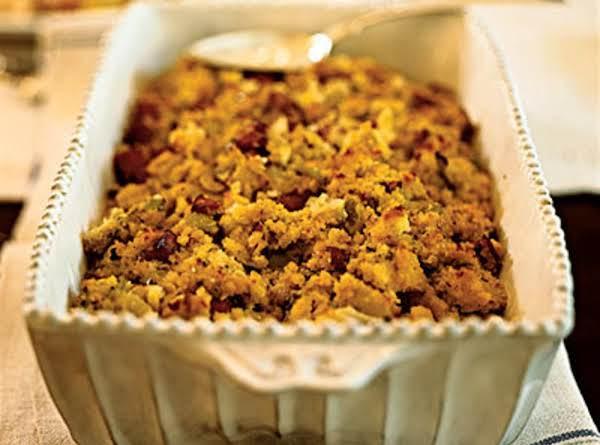 Cracker Barrel Corn Bread Dressing Recipe