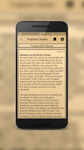 Prophets' stories in islam - náhled