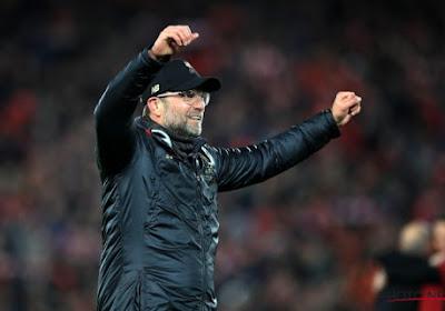 Jürgen Klopp s'exprime concernant l'Atlético Madrid