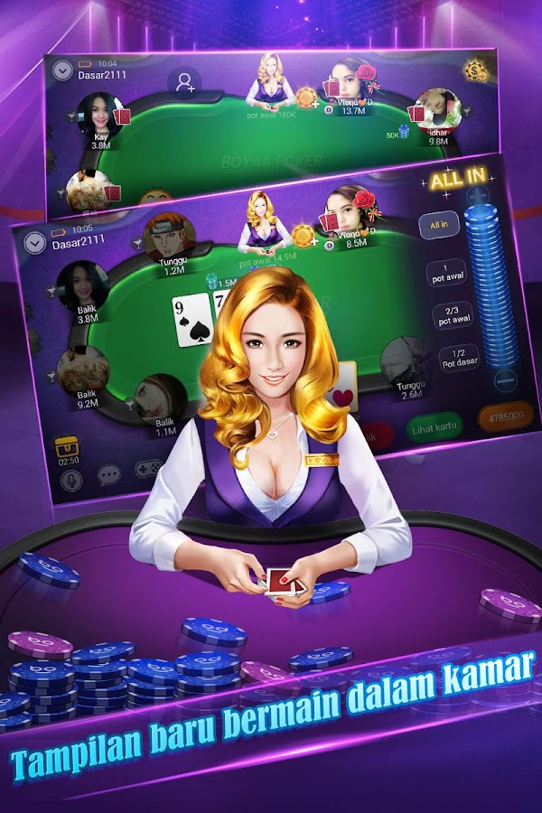 Poker Texas Boyaa Pro- screenshot