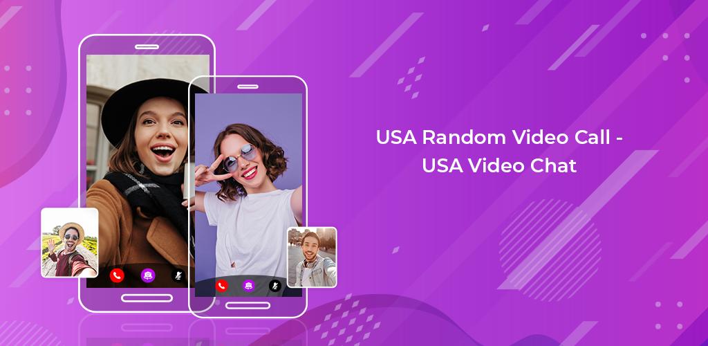 Download USA Random Video Call - USA Video Chat APK latest version