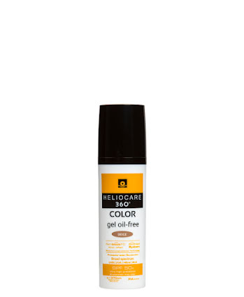 360° COLOR Gel oil-free SPF 50 Beige