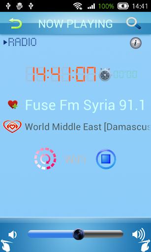 Radio Syria
