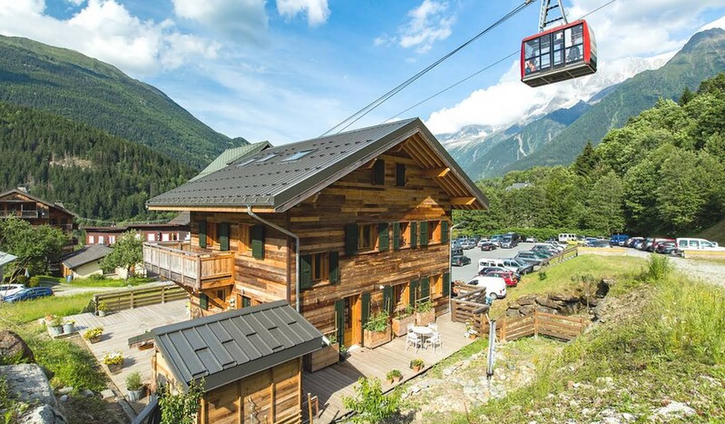 House with terrace Les Houches