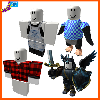 Roblox Wallpapers Clothing