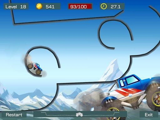 Monster Stunts -- monster truck stunt racing game screenshots 7