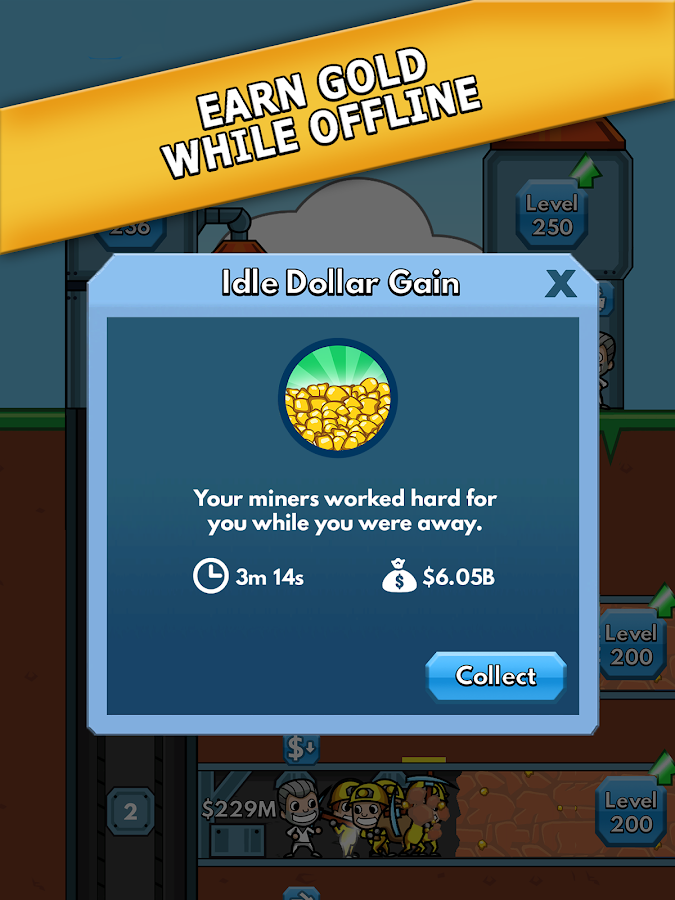 Coupons idle miner tycoon
