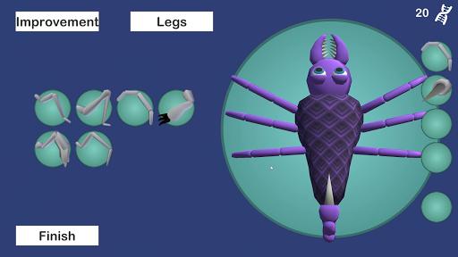 Evolution Simulator 3D 1.08 screenshots 1