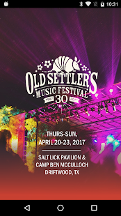 Old Settler's Music Festival- screenshot thumbnail