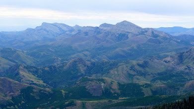 Photo: Steamboat East and Steamboat (right) and Steamboat Ridge in between