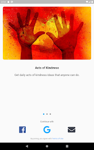 Download BeKind: Daily Acts of Kindness Ideas For PC Windows and Mac apk screenshot 14