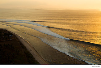 Photo: Desert Point, Indonesia. Photo: Childs #Surfer #SurferPhotos