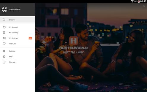 Hostelworld – book Hostels- screenshot thumbnail