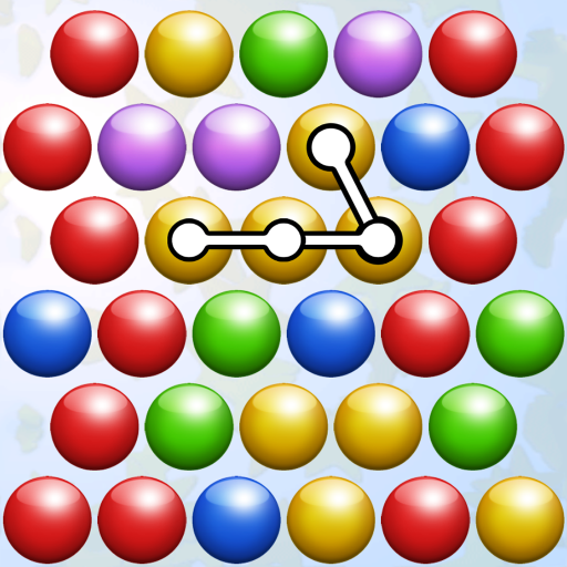 Connect Bubbles (game)