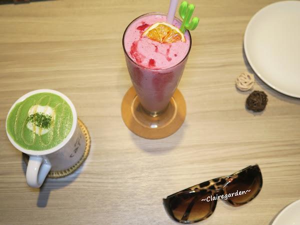Moi cafe 桃園統領店