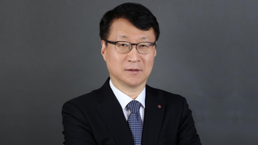 Newly appointed LG Middle East and Africa president, James Lee.