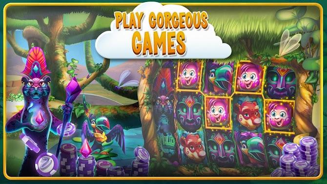 myVEGAS Slots - Vegas Casino Slot Machine Games Android 12