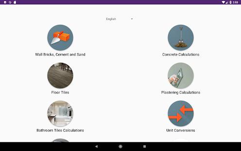 Edifice Construction Calculator Unit Converter Apps Bei Google