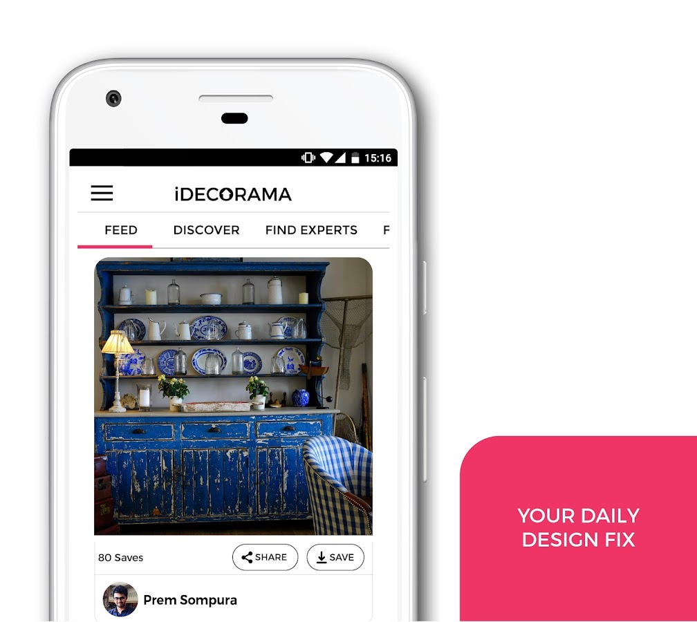 Interior Decor Ideas iDecorama- screenshot