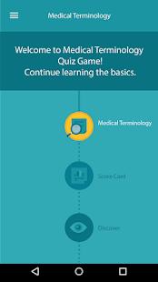 Medical Terminology Quiz Game - AppRecs