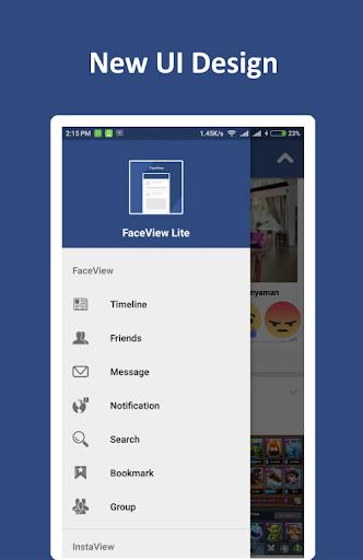 Faceview For Facebook Lite Apk Download Apkpure Co