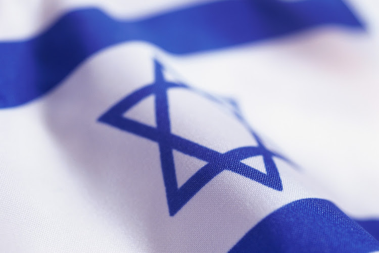 Israel flag. Picture: THINKSTOCK