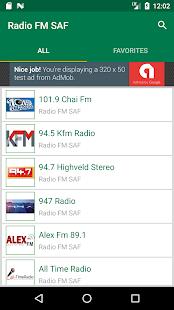 วิทยุแอฟริกาใต้ fm - náhled