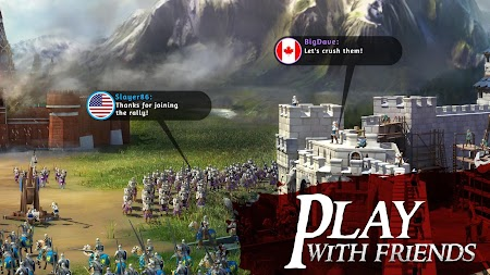 March of Empires: War of Lords APK screenshot thumbnail 2