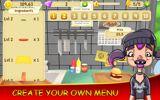 Cooking Chef: Food Truck Fever for PC