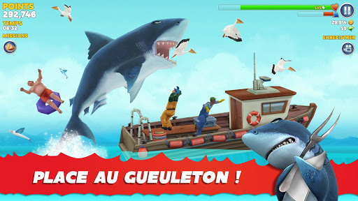 Hungry Shark Evolution fond d'écran 1