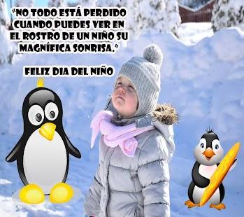 Feliz Día del Niño con Frases - náhled