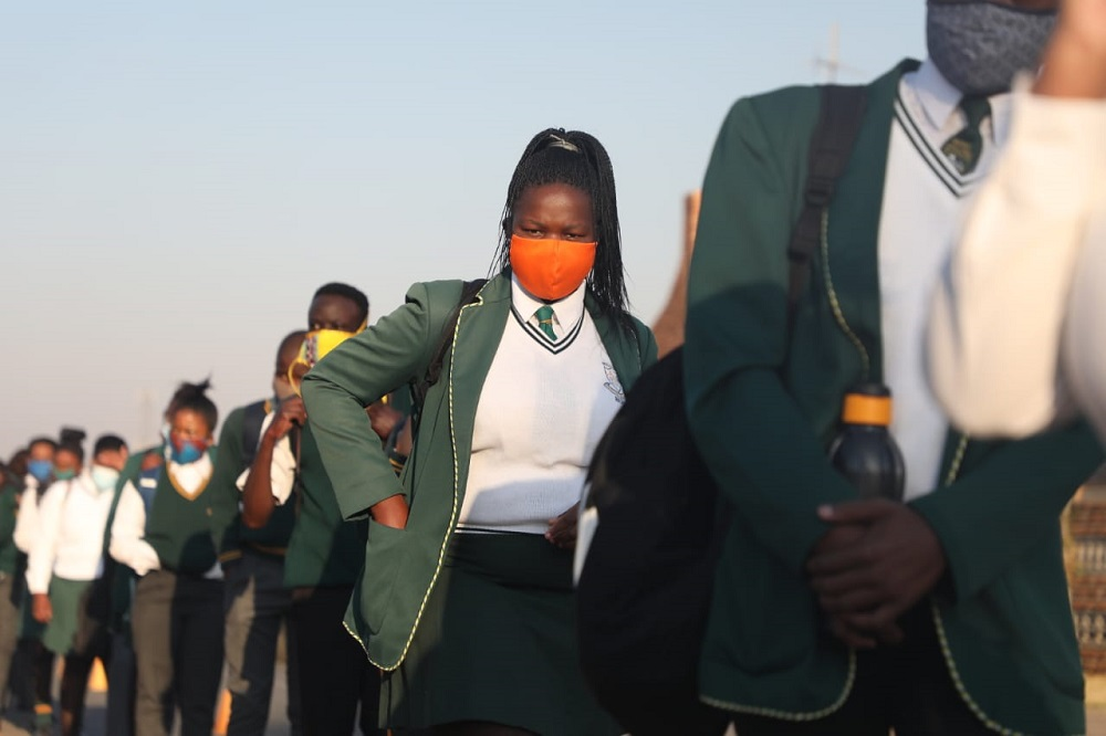 Matric pupils' attendance at Gauteng, Mpumalanga schools 'pleasing' - SowetanLIVE