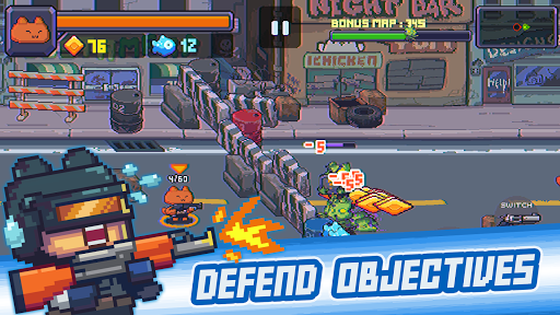 Cat Gunner: Super Force 1.1.7 {cheat|hack|gameplay|apk mod|resources generator} 2