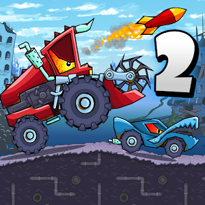 Car Eats Car 2 APK Cracked Download