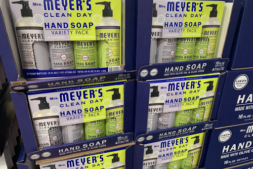 Mrs. Meyer's Clean Day Hand Soap Variety Packs Only $14.99 at Costco