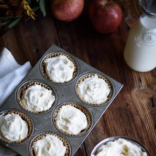 Mom's Maple Applesauce Cupcakes