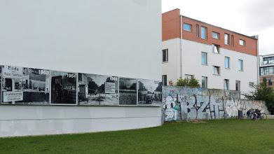 Photo: Gedenkstätte Berliner Mauer