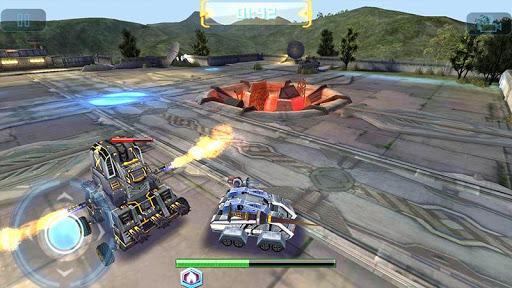 Robot Crash Fight 1.0.2 screenshots 3