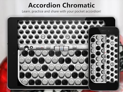 Accordion Chromatic Button  screenshots 1
