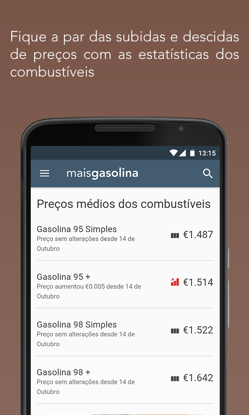Mais Gasolina- screenshot
