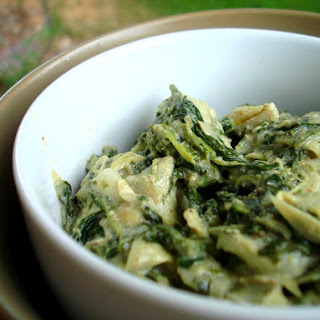 4th of July Spinach and Artichoke Dip (two ways!)
